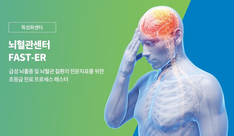 뇌혈관센터